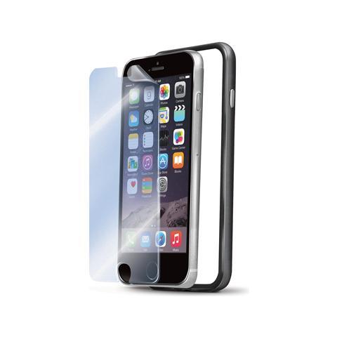 CELLY Bumper per iPhone 6 Plus - Colore Nero