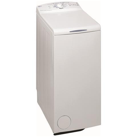 Lavatrice Carica dall'alto AWE6010 6°Senso 6 kg Classe Energetica A++ Centrifuga 1000 giri