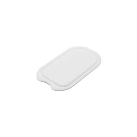 FK 0392105 Tagliere Vaschetta in Plastica da 17.8 x 32 cm Colore Bianco