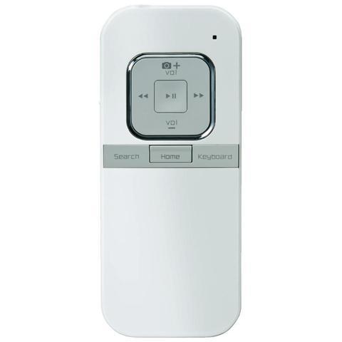 KENTRON Mini Tastiera Telecomando Bluetooth iper Pad / iPhone / iPod Bianco