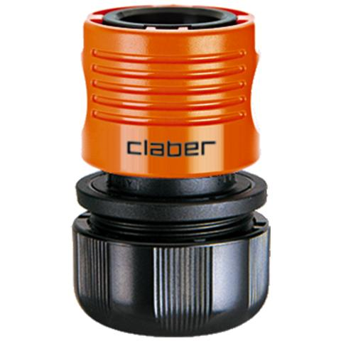 """Claber Raccordo Da 3/4"""" In Blister Quick-click System"""