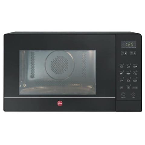 HMG 2591 DBK Forno Microonde con Grill Capacità 25 Litri Potenza 900 Watt Colore Nero