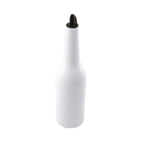 Flair Bottle Bottiglia Allenamento 75 Cl Colore Bianco Attrezzatura Barman Bartender Rs9605