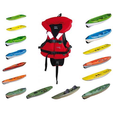 Gilet Kayak Nino 15-30 Kg. 105374