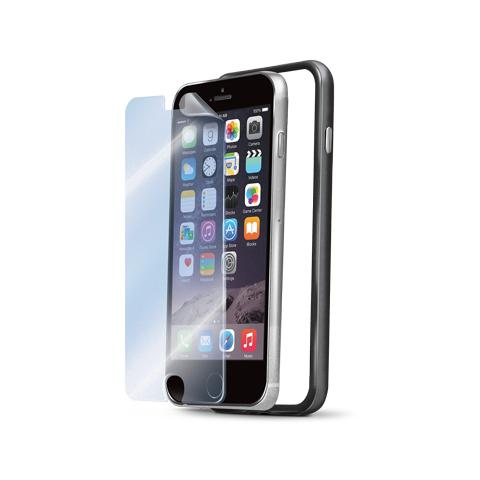 CELLY black bumper for iphone 6
