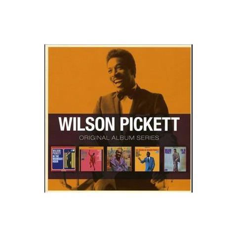 WARNER BROS Cd Pickett Wilson - Original Album (5 Cd)