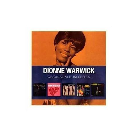 WARNER BROS Cd Warwick Dionne - Original Album (5cd)