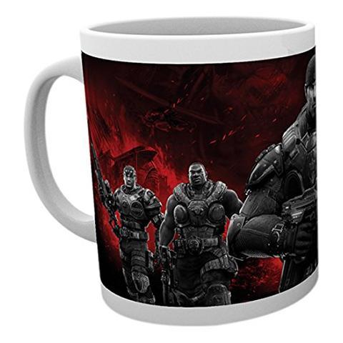 Tazza Gears Of War 4 Mug Ultimate