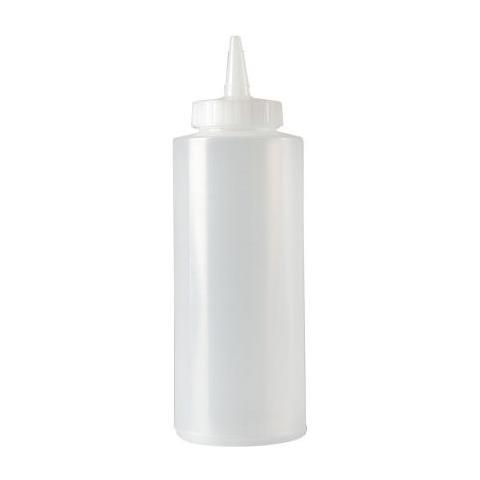Bottiglietta Topping Squeeze Bottle Colore Trasparente 35 Cl Attrezzatura Barman Bartender Rs9183