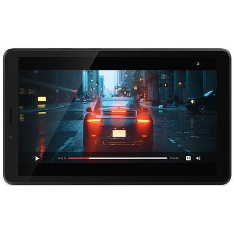 Tab M7 7'' HD Quad Core Memoria 16 GB +Slot MicroSD Wi-Fi + BT Fotocamera fronte / retro A...