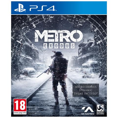 DEEP SILVER PS4 - Metro Exodus Day One Edition