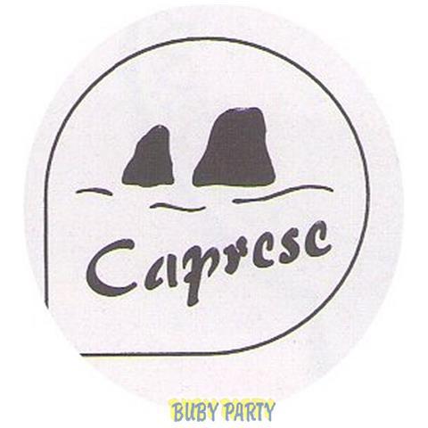 Ambra's Stencil Per Torta Caprese 25 Cm