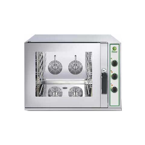 Forno Convezione Elettrico Gastronomia 4 Teglie Gn 1/1 Rs8585