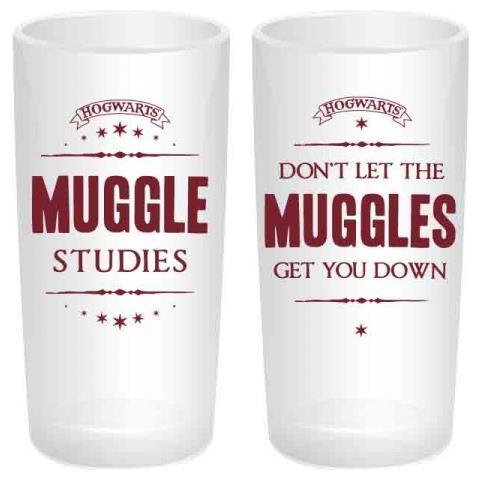 Harry Potter: Muggles (set 2 Bicchieri)