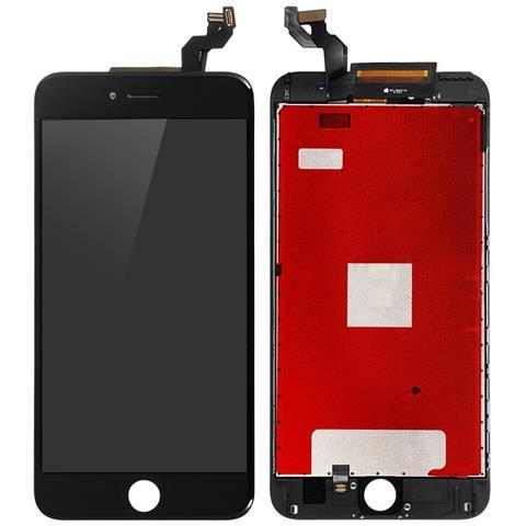 MICROSPAREPARTS MOBILE MOBX-IPO6SP-LCD-B Display Nero 1pezzo (i) ricambio per cellulare