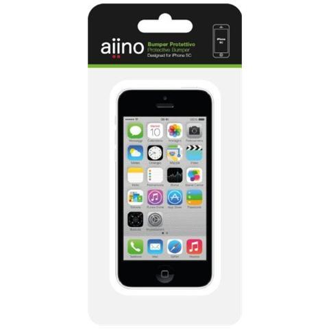 AIINO Bumper per iPhone 5C - Colore Bianco