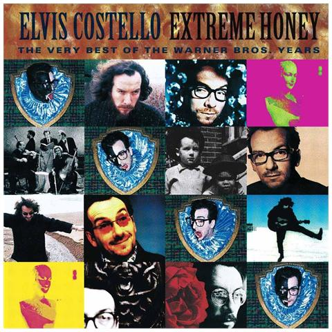 WARNER BROS Elvis Costello - Extreme Honey: The Very Best Of The Warner Bros. Years