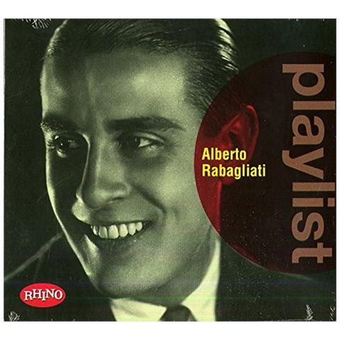 WARNER MUSIC Alberto Rabagliati - Playlist