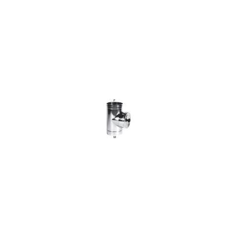 Tubo Inox 14x 28 Sportello Ispezione Maral