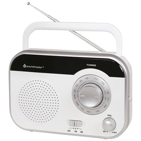 SOUNDMASTER TR410WS, Portatile, Analogico, AM, FM