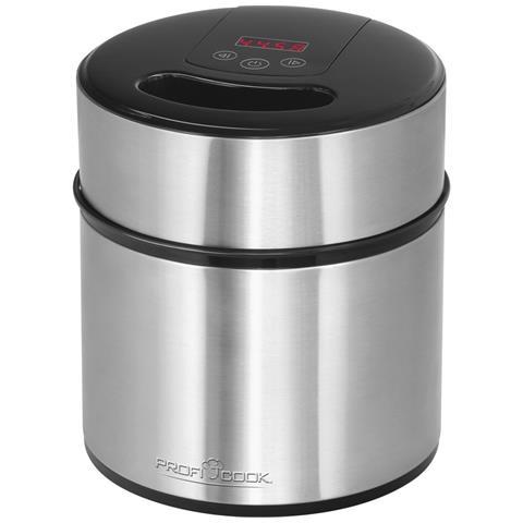 Macchina per Gelato PC-ICM 1140 1800 ml 12 Watt
