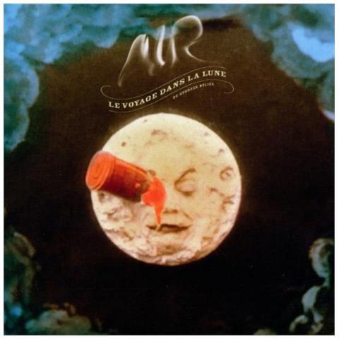 VIRGIN Air - Le Voyage Dans La Lune Deluxe Edition (Cd+Dvd)