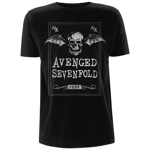 PHM Avenged Sevenfold - Face Card (T-Shirt Unisex Tg. M)