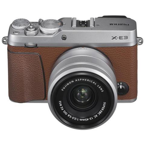 X-e3 Marrone + 15-45mm F3.5-5.6 Xc Ois Pz