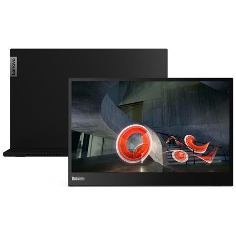 Monitor 14'' LED IPS M14 1920x1080 Full HD Tempo di Risposta 6 ms