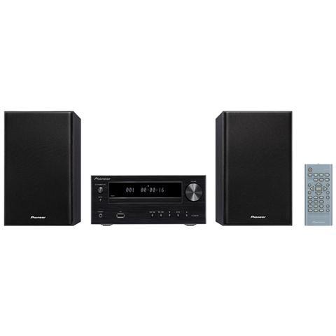 Image of X-HM16 Home Audio micro system 30W radio FM, CD, USB MP3 colore Nero