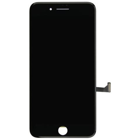 Image of MOBX-IPO7GP-LCD-B Display Nero 1pezzo (i) ricambio per cellulare