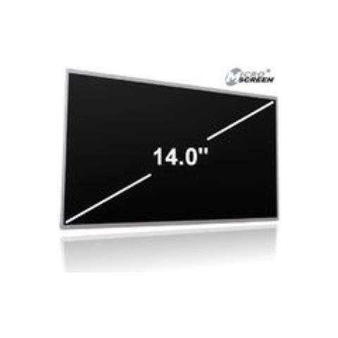 MSC31165, LTN140AT10, Display, 35,56 cm (14'') , HD-ready