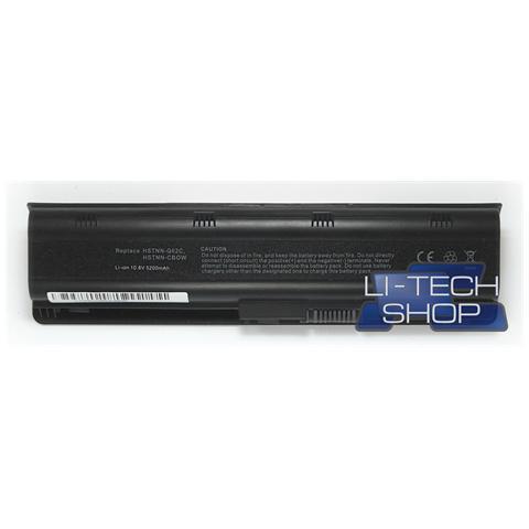 Image of Batteria Notebook compatibile 5200mAh per HP PAVILLION G7-1010EG 6 celle pila