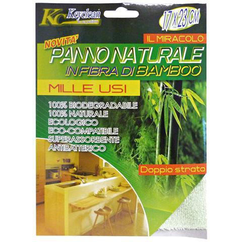 Bib Panno Multiuso Bamboo 17x23 Cm. Attrezzi Pulizie
