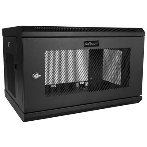 Armadio per Server Rack Montabile a Parete 6U - fino a 17'''' (43cm) di profondità''