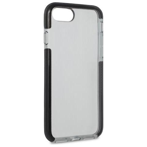 """PURO Cover Impact Pro """"Flex Shield"""" per iPhone 7 - Nero"""