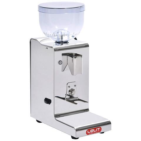 Macinacaffè Elettrico con Macine Coniche Potenza 150 Watt Capacità 250 gr