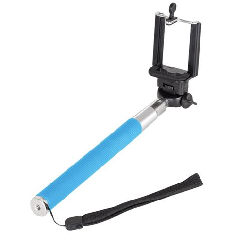 TREVI Bastone Selfie Telescopico Per Smartphone St80 Blu