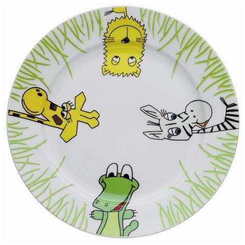 WMF Set per bambini 3 pezzi in porcellana serie Safari