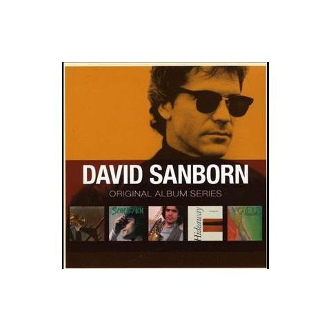 WARNER BROS Cd Sanborn David - Original Album (5 Cd)