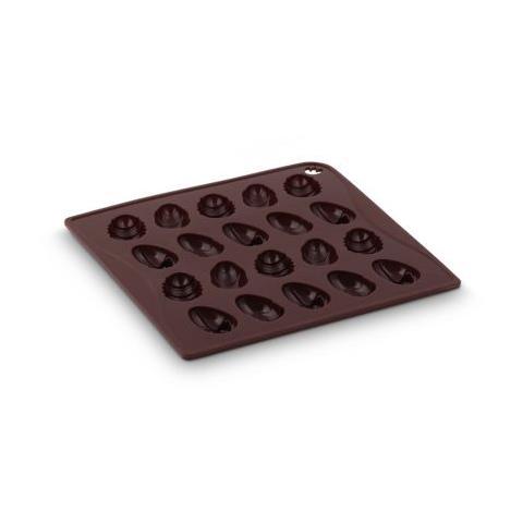 Stampo per cioccolato Uova di Pasqua in silicone