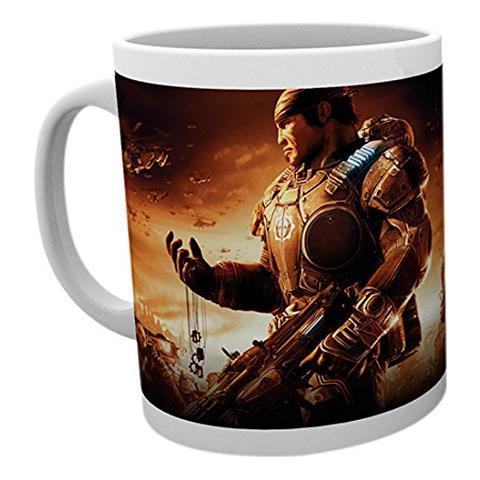 Tazza Gears Of War 4 Mug Key Art