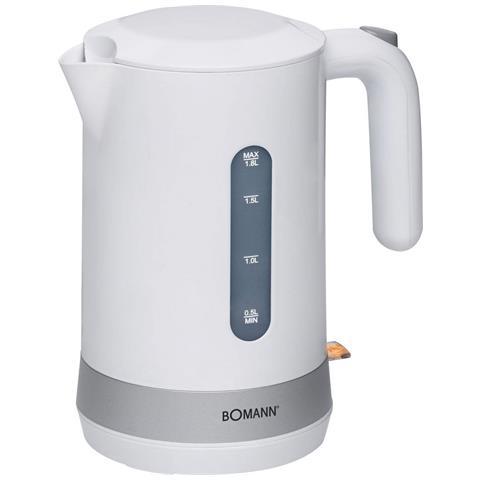 Macchine Per Il Tè E Bollitori Elettrici 2200w Bomann Wk 5012 Cb