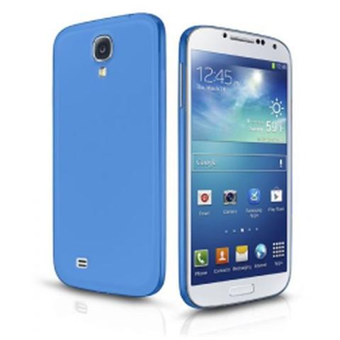 SBS Cover Extra-Slim per Samsung Galaxy S 4 Blu