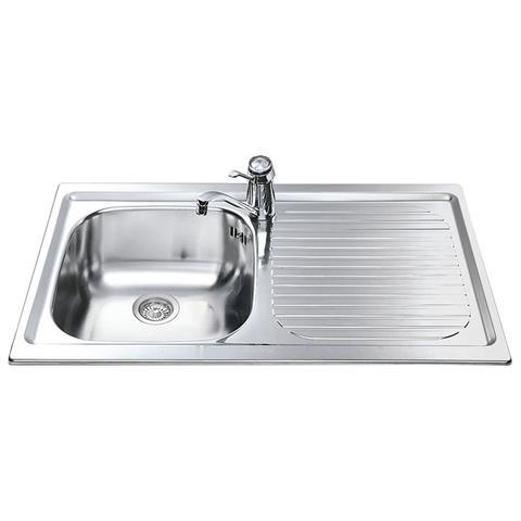 Attrezzature per cucine e bagni SMEG Lavello SP791D-2 1 ...