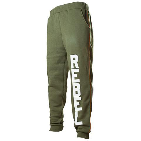 BIOWORLD Star Wars - Rebel Fighter Lounge Green (Pantaloni Tuta Uomo Tg. S)