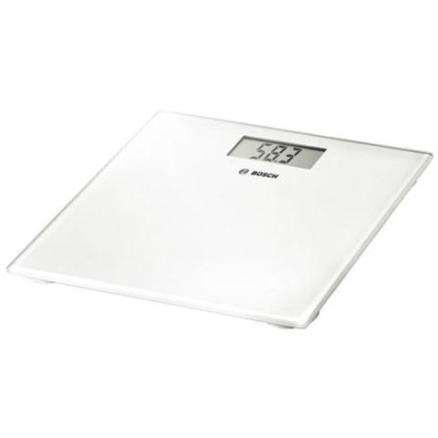 BOSCH PPW3300 Bilancia Pesapersone Portata Max 180 Kg Colore Bianco