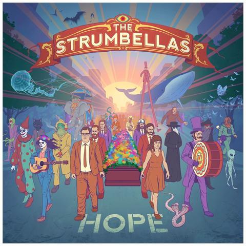VERTIGO Strumbellas - Hope