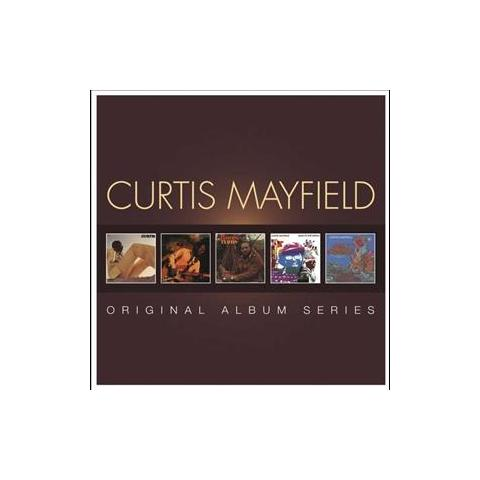 WARNER BROS Cd Mayfield Curtis - Original Album Seri