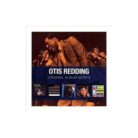 WARNER BROS Cd Redding Otis - Original Album (5 Cd)